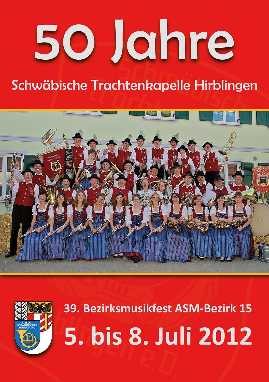 Festschrift Schwäbische Trachtenkapelle Hirblingen